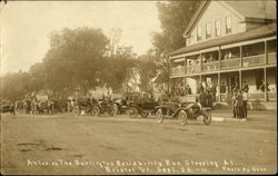 1911 Aulos Of The Burlington Reliability Run