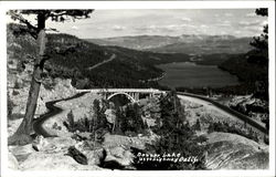 Donner Lake, U. S. Highway