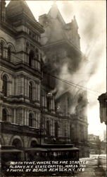 1911 North Tower Fire