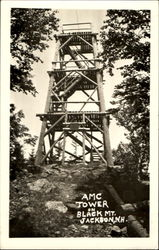AMC Tower On Black Mt
