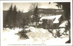 Pinkham Notch Camps A. M. C