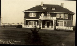 Residence Of H. F. Winslow