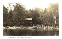 West Shore Cabin, Three Mile Island
