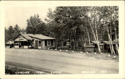 Canadian Trail Camps