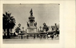 The Arturo Prat Monument