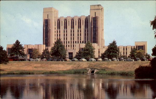 U. S. Naval Hospital Philadelphia Pennsylvania