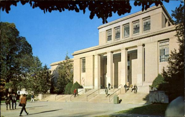 Library, The Pennsylvania State University