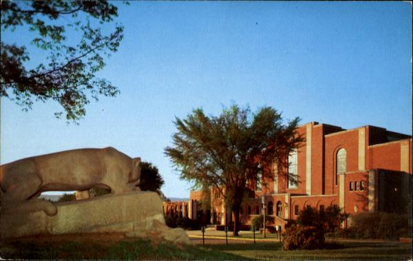 Lion Shrine And Recreation Building, The Pennsylvania State University