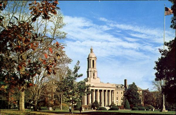 Old Main, The Pennsylvania State University