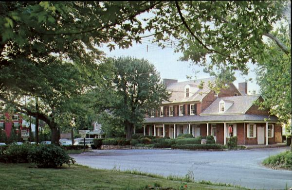 Red Rose Inn West Grove Pennsylvania