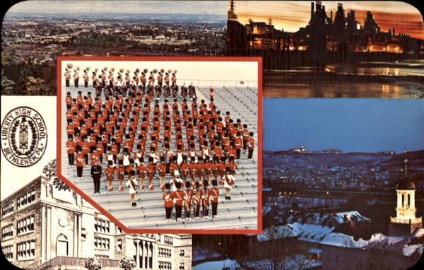 Liberty High School Grenadier Band Bethlehem Pennsylvania