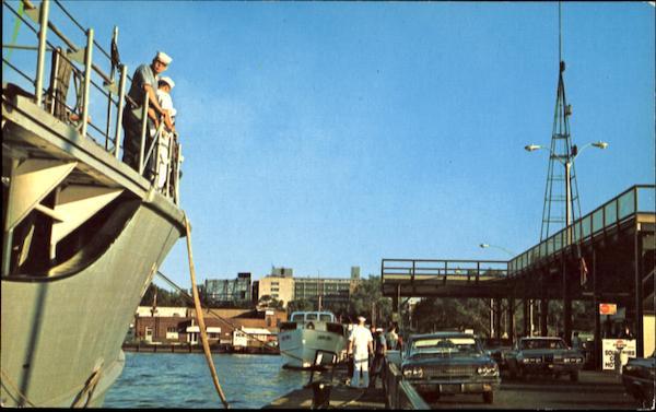 The Bicentennial Tower @ Dobbins Landing (Public Dock