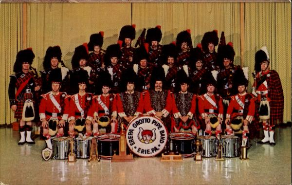 Pipes And Drums Of Erepa Grotto Miscellaneous