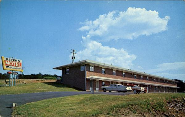 Peters Motel, 1040 N. Atherton St State College Pennsylvania