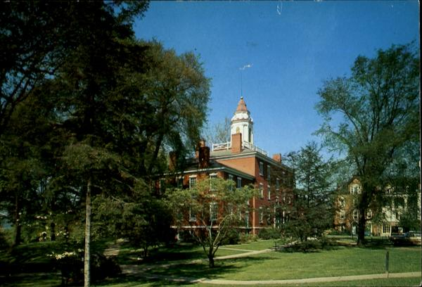 Allegheny College - Colleges That Change Lives