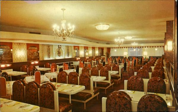 Castle Restaurant 1822 26 North Main Avenue Scranton Pa