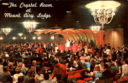 The New Crystal Room At Mount Airy Lodge