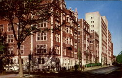 The Hospital Of The University Of Pennsylvania, 34th and Spruce Streets