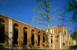 Recreation Building, The Pennsylvania State University Postcard