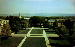 Campus, The Pennsylvania State University Postcard