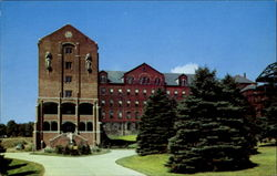 St. Vincent College Postcard