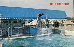 Dolphin Show, U. S. Route 30 East