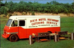 The Dixie Motel Restaurant, R. D. #1