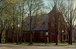 Episcopal Church Of The Holy Cross, 51 W. Main