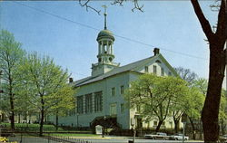 The Central Moravian Church, Northampton County