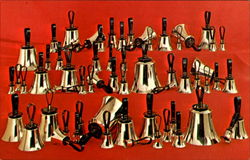 The Sixty-One Note Set Of Schulmerich Handbells, Carillon Hill