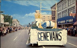 Geneva College's Annual Homecoming Parade