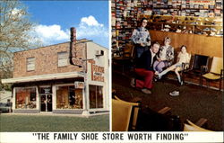 Trevose Family Shoe Store, 1738 Brownsville Rd