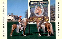 Golden Horse Inn, U. S. Route 1 and Street Road