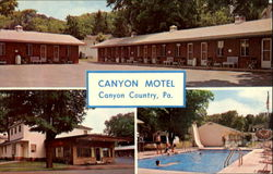 Canyon Motel, Canyon Country