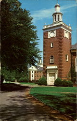 The Clarke Building, Lycoming College