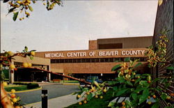 Medical Center Of Beaver County, 1000 Dutch Ridge Road