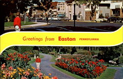 Greetings From Easton