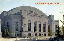 Convention Hall, 34th St. and Convention Ave