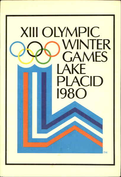 Olympic Winter Games 1980 Lake Placid New York
