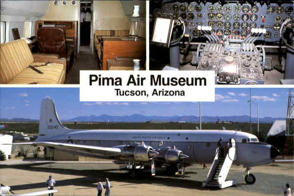 Pima Air Museum Tucson Arizona
