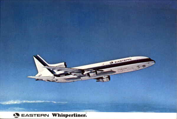 Eastern Whisperliner Aircraft