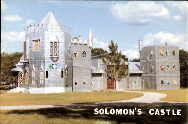 Solomon's Castle Florida