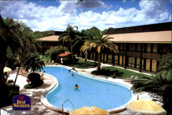 Best Western Tahitian Resort, 2337 U. S. 19 tarpon Springs Florida