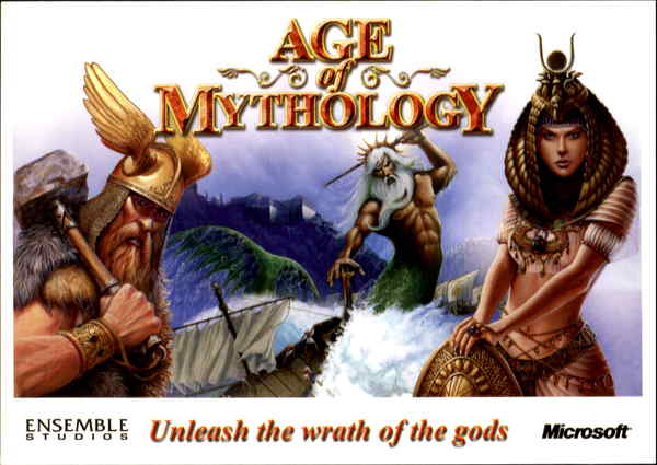 Age Of Mythology Modern (1970's to Present)