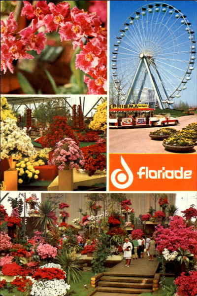 Floriade Netherlands Benelux Countries