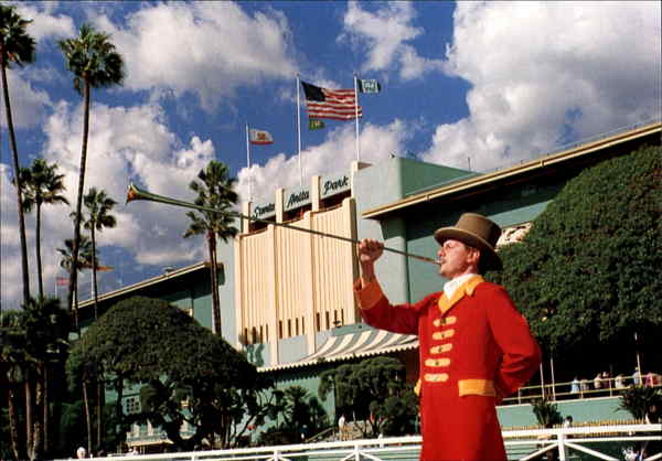 Santa Anita The Great Race Place Arcadia Ca