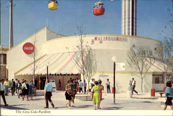 The Coca Cola Pavilion San Antonio Tx