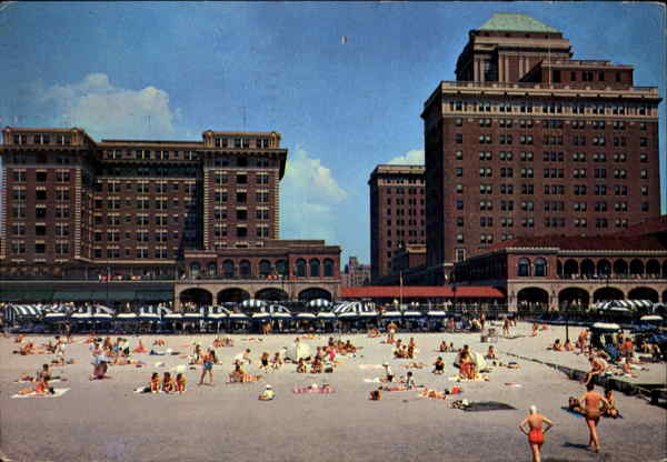 Chalfonte Haddon Hall Hotels Atlantic City New Jersey
