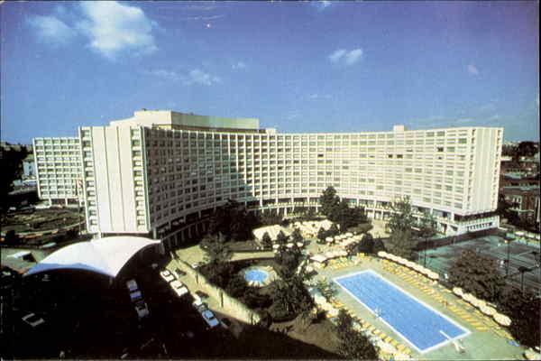 Hilton Hotel  Connecticut Ave Washington Dc
