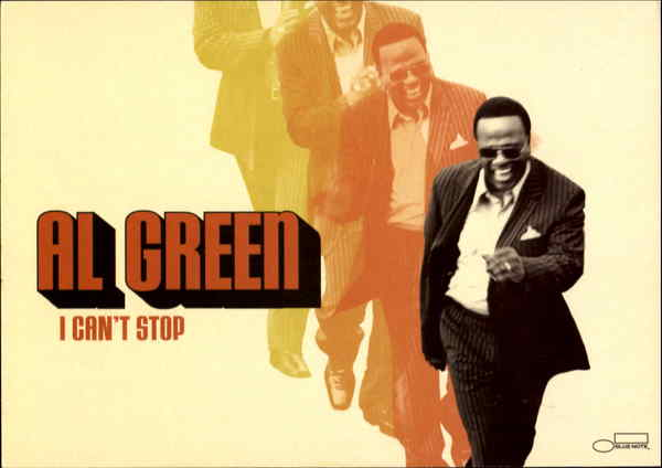 Al Green I Can't Stop Modern (1970's to Present)